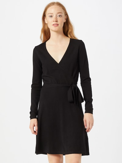 fekete VERO MODA Kötött ruhák, Modell nézet