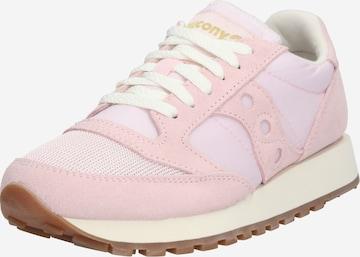 saucony Sneakers 'JAZZ ORIGINAL VINTAGE' in Pink