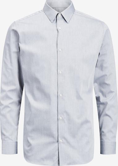 JACK & JONES Zakelijk overhemd in de kleur Grijs / Grijs gemêleerd, Productweergave