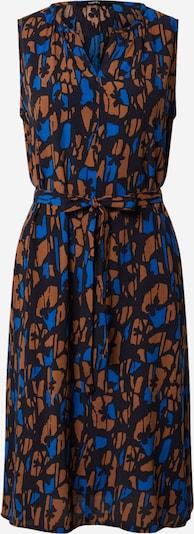 Someday Zomerjurk 'Qasillo' in de kleur Donkerblauw / Bruin / Zwart, Productweergave