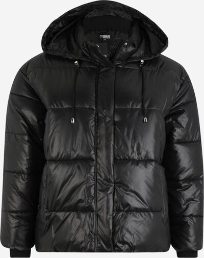 Urban Classics Curvy Veste d'hiver en noir, Vue avec produit
