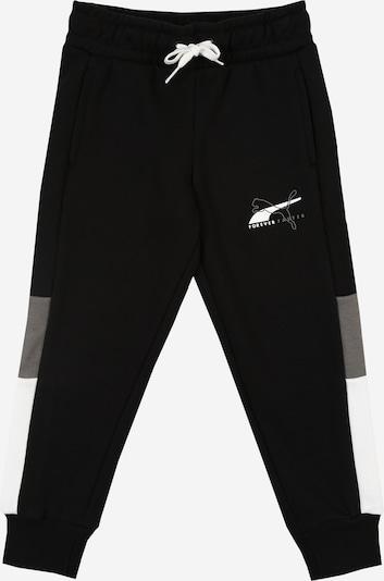 PUMA Hose 'Alpha' in grau / schwarz / weiß, Produktansicht