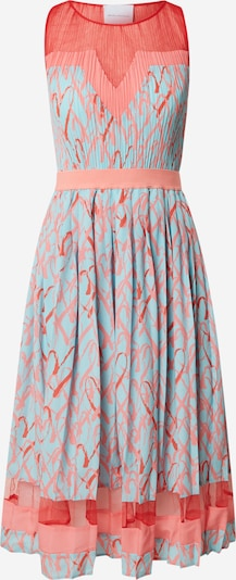 DELICATELOVE Obleka 'Kira' | modra barva, Prikaz izdelka