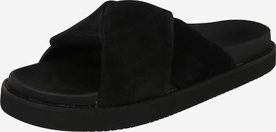 Garment Project Klapki 'Yodoa' w kolorze czarnym, Podgląd produktu