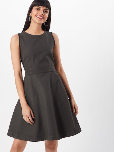 G-Star RAW Kleid in grau, Modelansicht