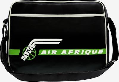 LOGOSHIRT Tasche Air Afrique in schwarz, Produktansicht