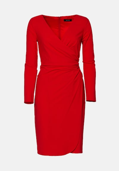 EVITA Kleid in rot: Frontalansicht