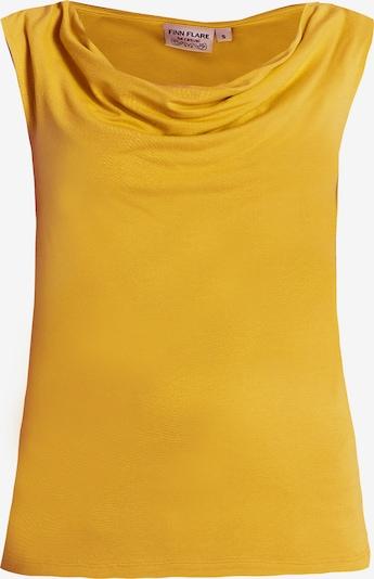 Finn Flare Top in gelb, Produktansicht