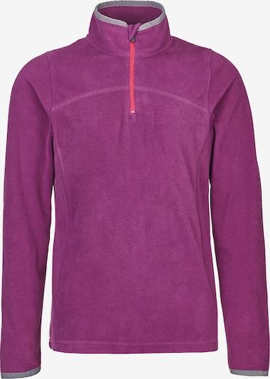 KILLTEC Shirt 'Nahne' in lila, Produktansicht