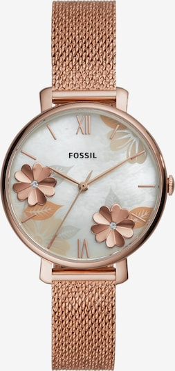 FOSSIL Uhren in rosegold, Produktansicht