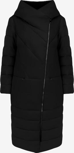 Finn Flare Wintermantel in schwarz, Produktansicht
