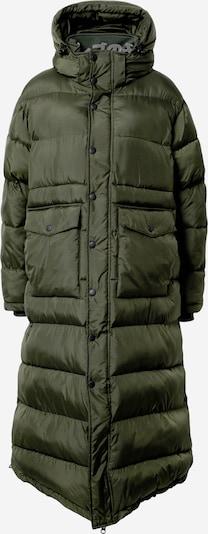 Žieminis paltas 'Yasu' iš Kings Of Indigo , spalva - žalia, Prekių apžvalga