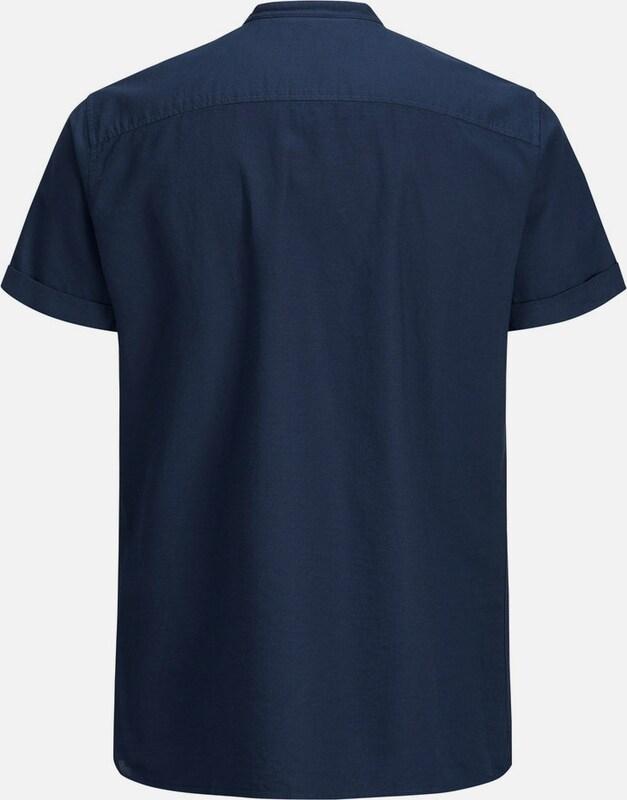 amp; Jack Navy amp; Jones Kurzarmhemd Jack Jones Tq5q0d