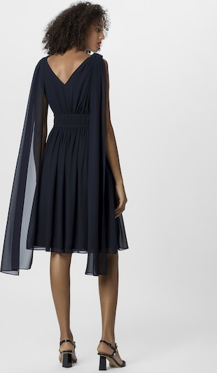 APART Večerna obleka | nočno modra / srebrna barva, Prikaz izdelka