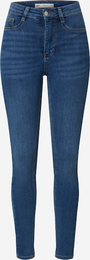 Gina Tricot Jeans 'Molly highwaist jeans' in de kleur Blauw denim, Productweergave
