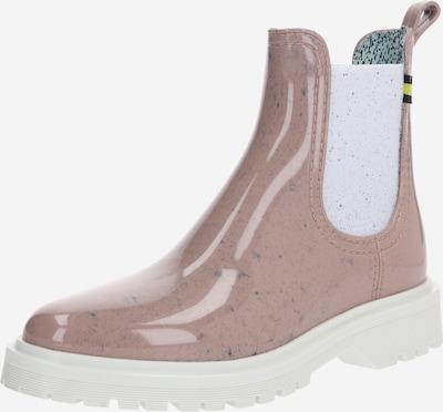 LEMON JELLY Stiefel 'MAREN' in rosé / weiß, Produktansicht