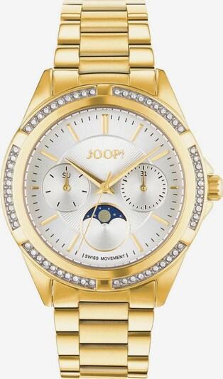 JOOP! Quarzuhr '2027341' in gold / weiß, Produktansicht