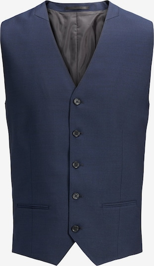 JACK & JONES Klassische Weste in blau / nachtblau, Produktansicht