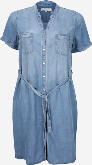 ONLY Carmakoma Kleid 'CARUSH' in blue denim, Produktansicht