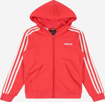 ADIDAS PERFORMANCE Sportief sweatvest in de kleur Pink / Wit, Productweergave