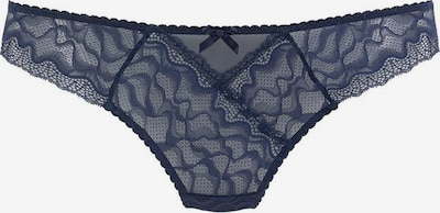 LASCANA String en bleu foncé, Vue avec produit