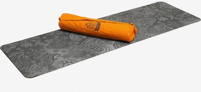 YOGISTAR.COM Yoga-set Comfort - Art Collection in grau, Produktansicht