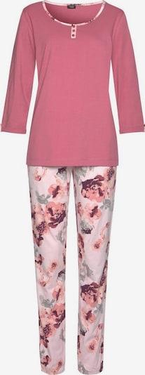 VIVANCE Pyjama in altrosa, Produktansicht