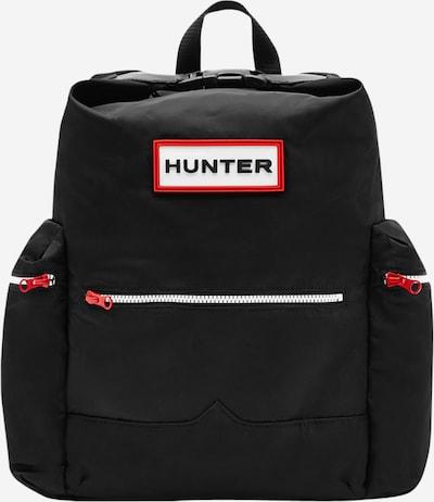 HUNTER Rucksack 'ORIGINAL TOPCLIP MINI' in schwarz, Produktansicht