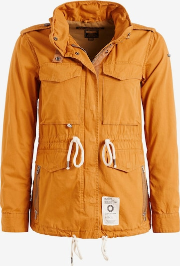 khujo Jacke ' PAOLA ' in orange, Produktansicht