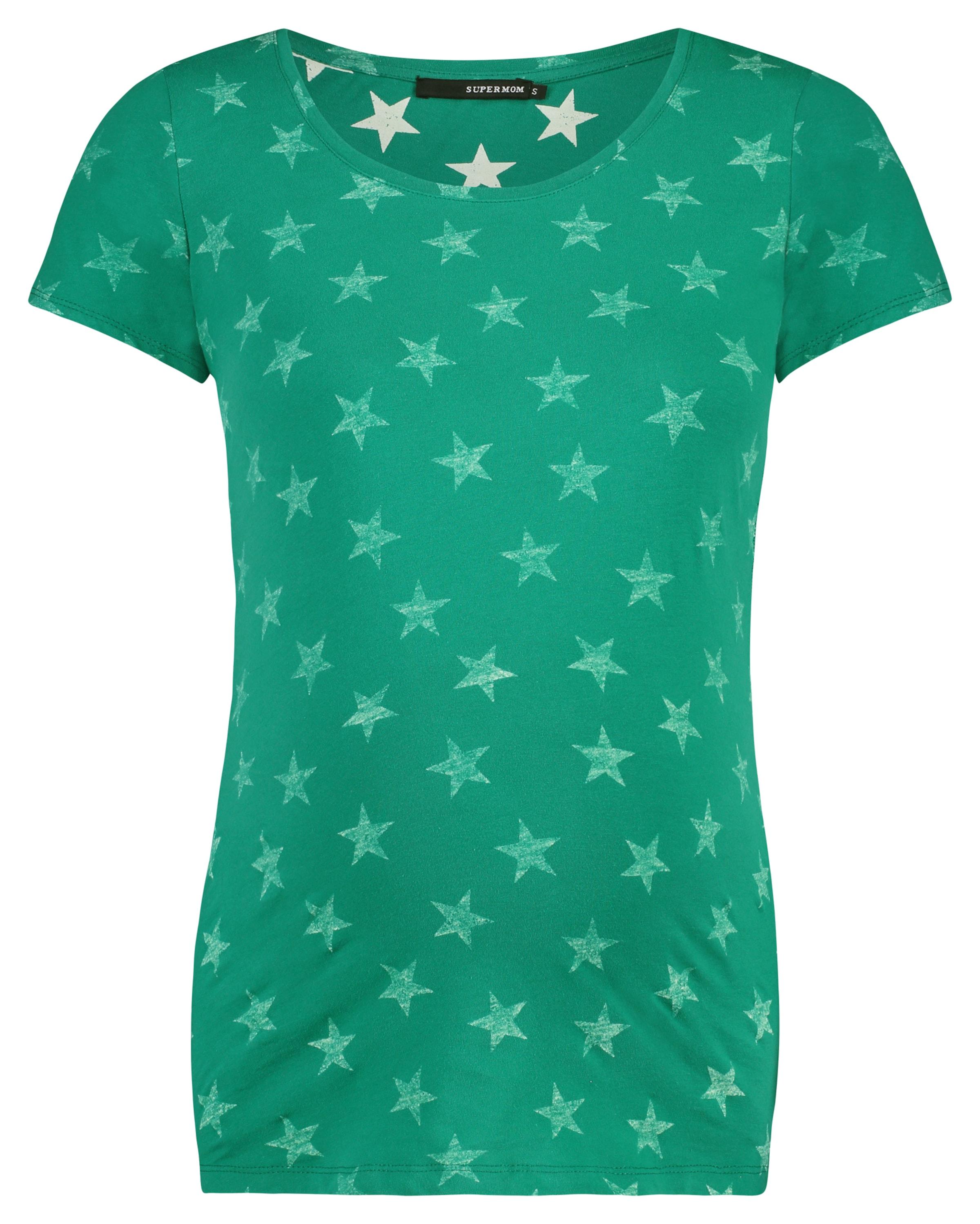 SmaragdWeiß 'stars' In T Supermom shirt e29EDYHIWb