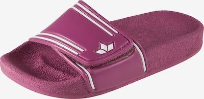 LICO Badeschuhe 'COAST V' in pink / weiß, Produktansicht