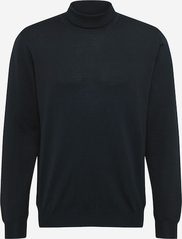 OLYMP Pullover in Schwarz