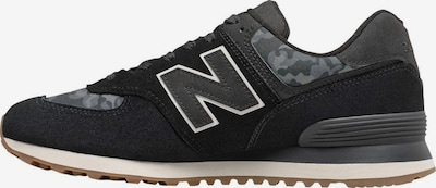 new balance Sneaker '574' in grau / schwarz / weiß, Produktansicht