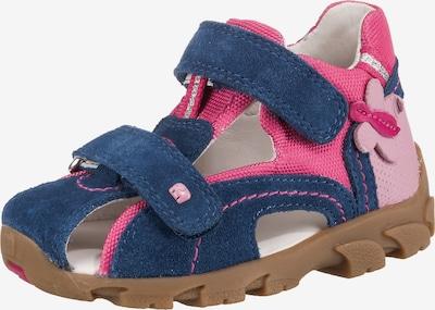 ELEFANTEN Sandale 'Fisher' in blau / pink, Produktansicht