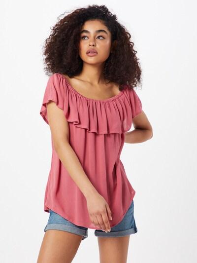 ICHI Blusenshirt 'Marrakech' in pink / rosa, Modelansicht