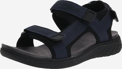 CAMEL ACTIVE Sandalen in de kleur Donkerblauw / Zwart, Productweergave