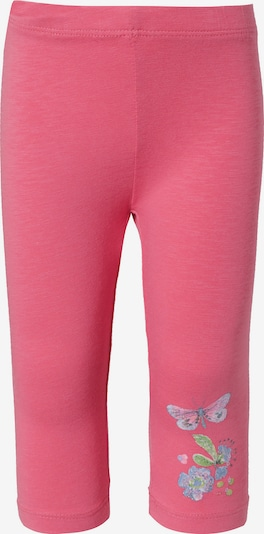 SALT AND PEPPER Caprileggings in mischfarben / pink, Produktansicht