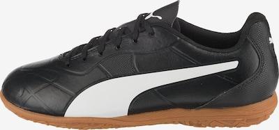 PUMA Fußballschuhe 'King Monarch' in schwarz / weiß, Produktansicht