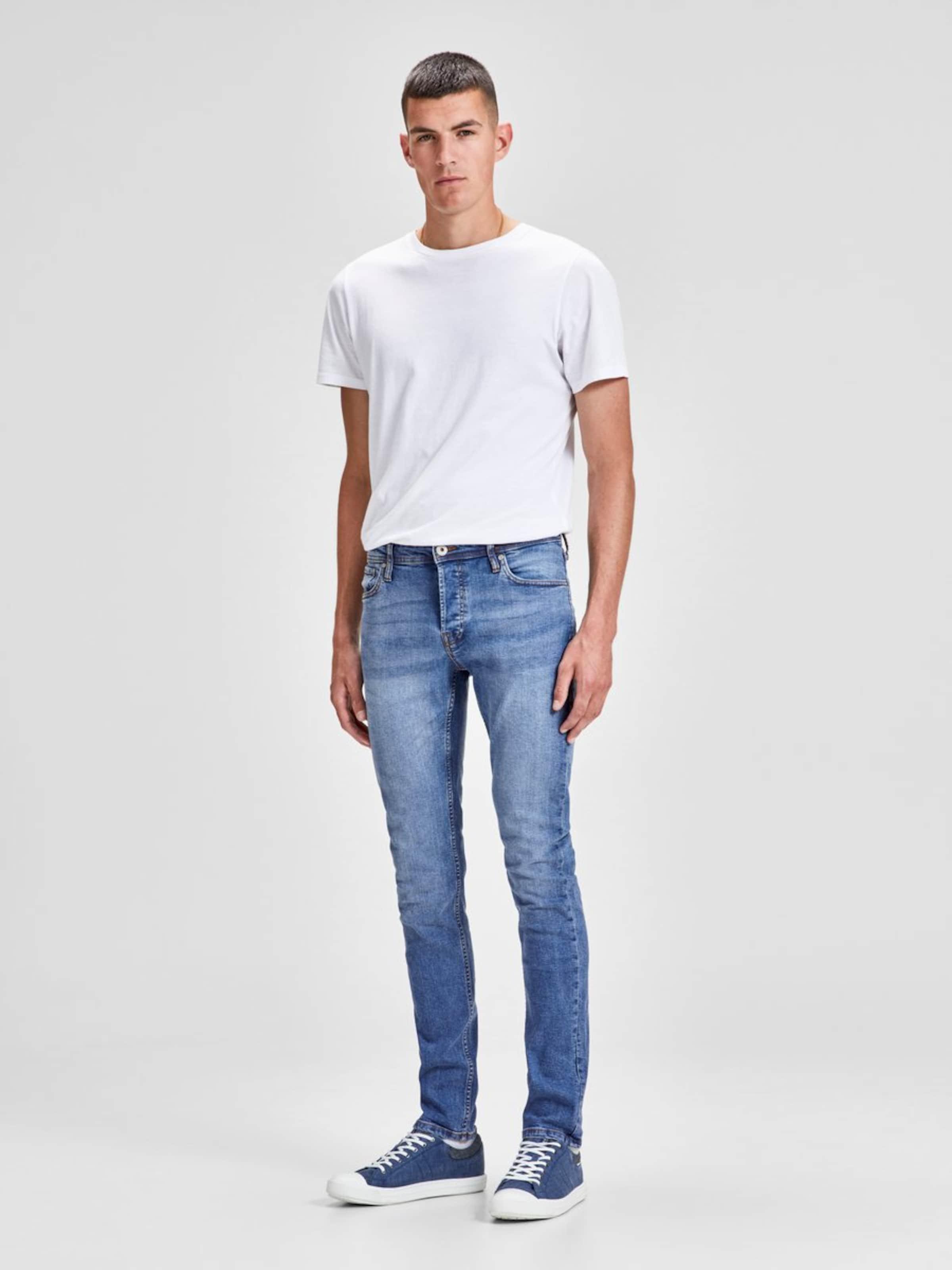 Jackamp; Original Noos' Jones Jeans In 'glenn Denim 003 Blue Nz nP8wymNOv0