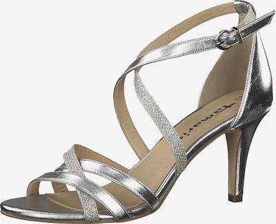 TAMARIS Páskové sandály - stříbrná, Produkt