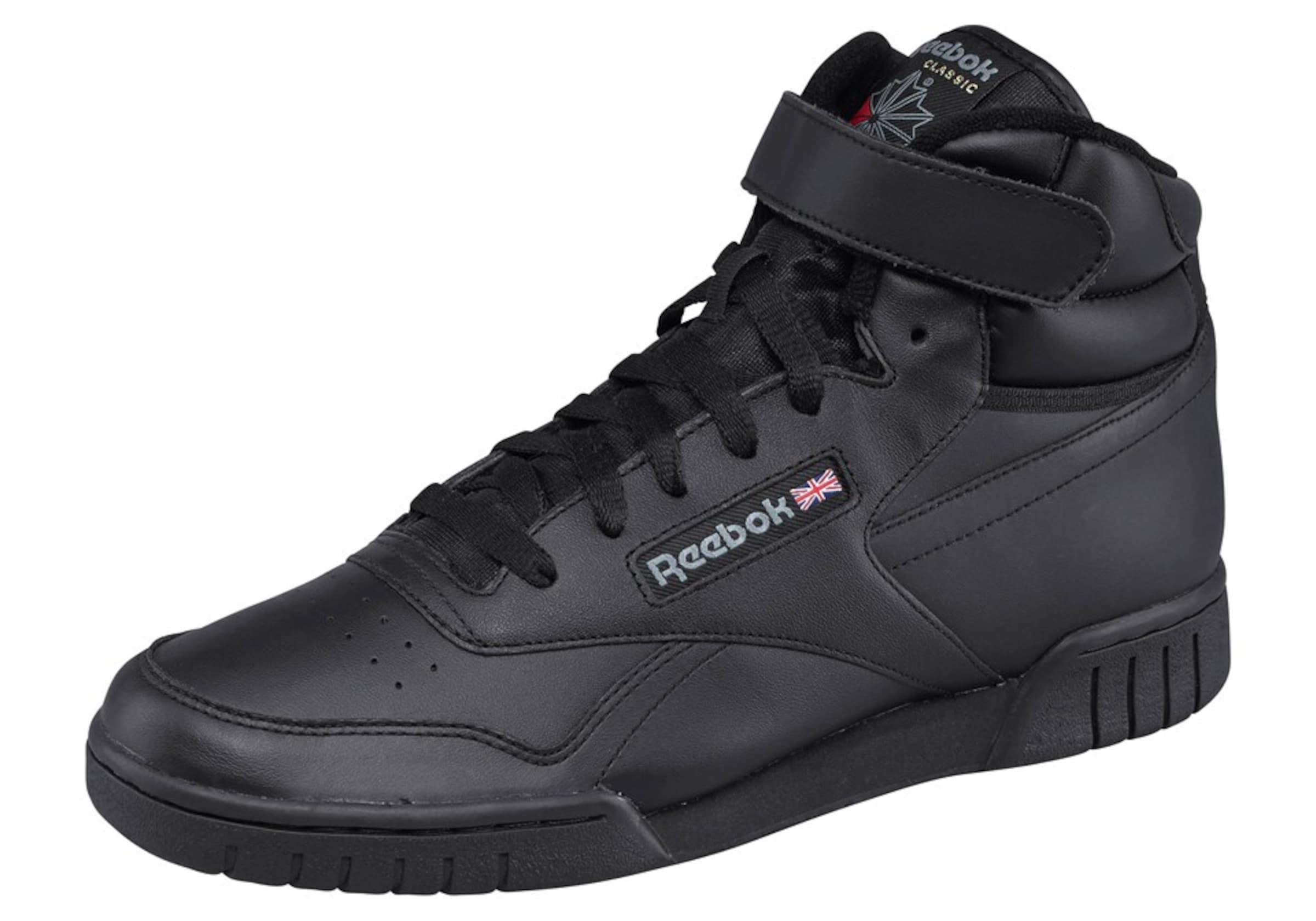 Classic Sneaker o 'ex Reebok fit In Hi' Schwarz XiOkZuP