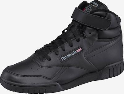 Reebok Classic Sneaker 'Ex-O-Fit Hi' in schwarz, Produktansicht