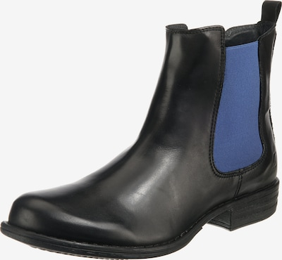 Paul Vesterbro Chelsea Boots in royalblau / schwarz, Produktansicht
