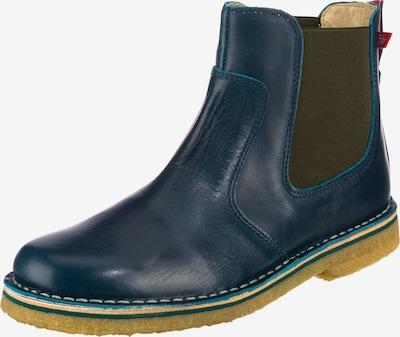 Grünbein Irma Chelsea Boots in blau / schwarz, Produktansicht