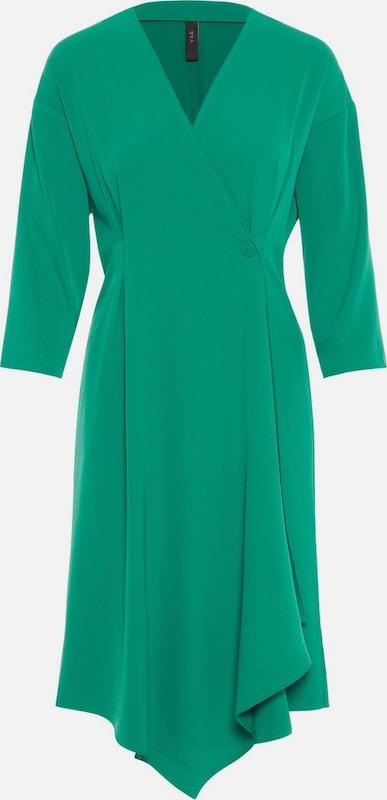 Y.A.S Kleid in smaragd  Große Preissenkung