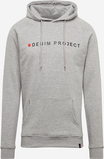 Denim Project Sweatshirt in hellgrau, Produktansicht