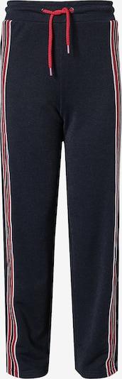 LEMON BERET Jogginghose in nachtblau / rot / weiß, Produktansicht