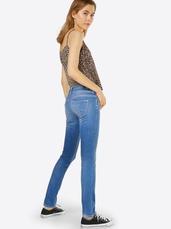 En Pepe Jeans Jean Bleu 'vera' OnN8kZ0wPX
