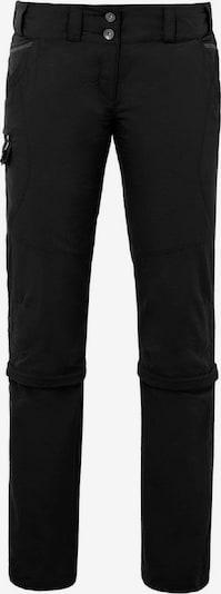 VAUDE Hose ' Skomer Capri ZO Pants ' in schwarz, Produktansicht