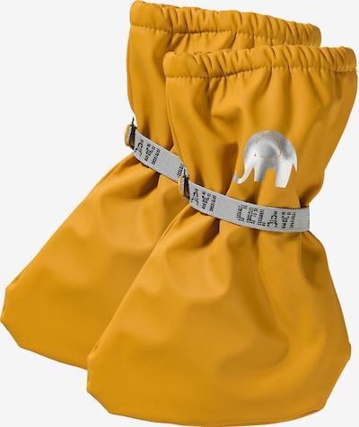 CELAVI Füßlinge in gelb, Produktansicht